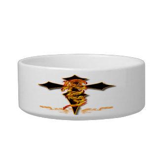 Dragon - Cross Cat Bowl