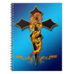 Dragon - Cross Notebook