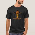 Dragon - Cross T-Shirt