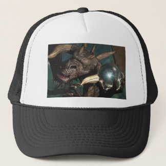 Dragon Crystal Trucker Hat