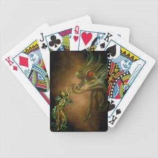 Dragon Dancer 2 Bicycle Playing Cards