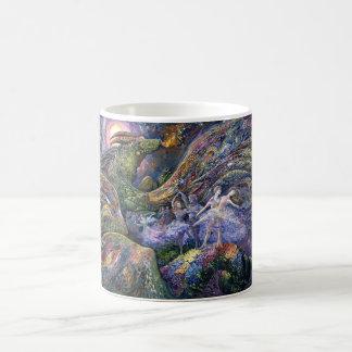 """""""Dragon Dancers"""" Ceramic Mug"""