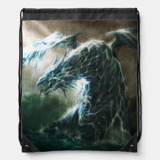 dragón de agua mochilas
