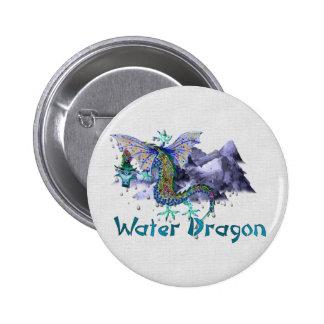 Dragón de agua pin