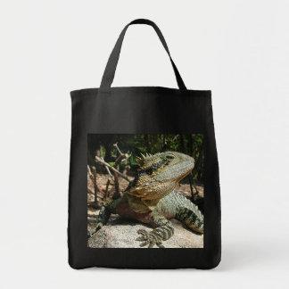 Dragón de agua Totebag Bolsa Tela Para La Compra