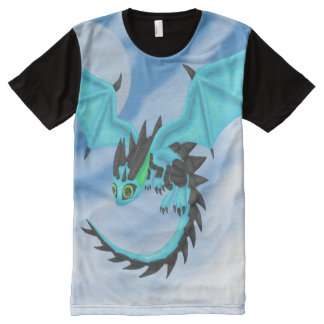 Dragón de BlueFire