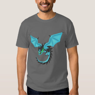 Dragón de BlueFire Poleras