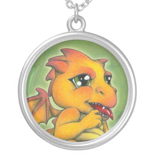 Dragón de Chibi Joyerías