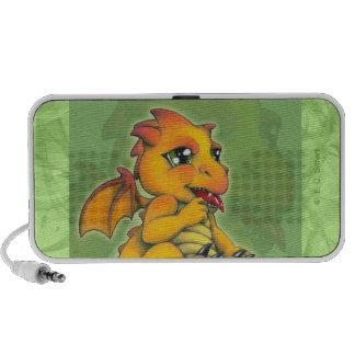 Dragón de Chibi PC Altavoces