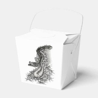 Dragón de China en Tattoostyle Caja Para Regalos De Fiestas