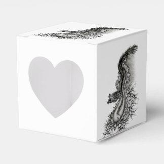 Dragón de China en Tattoostyle Cajas Para Regalos