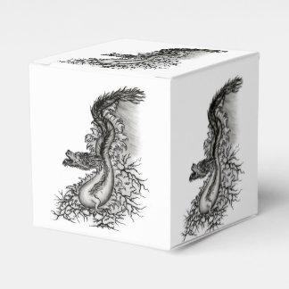 Dragón de China en Tattoostyle Cajas Para Regalos De Boda