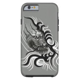 Dragón de China en Tattoostyle Funda De iPhone 6 Tough