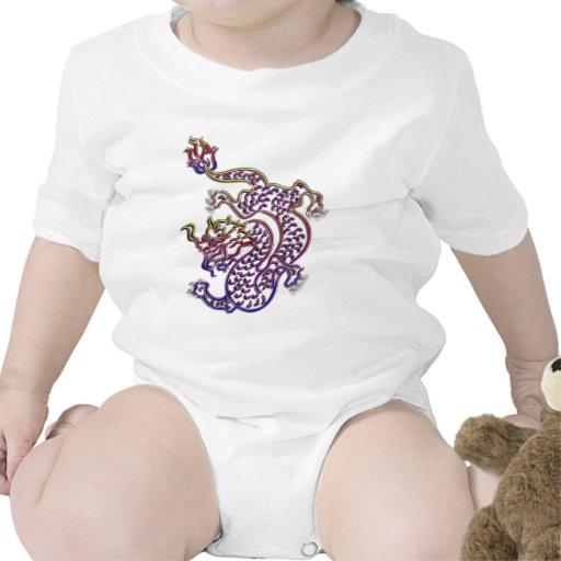 dragón de China Trajes De Bebé