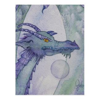 Dragón de Duskhorn Postal