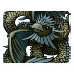 Dragón de Eagle Invitaciones Personales