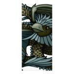 Dragón de Eagle Tarjeta Publicitaria