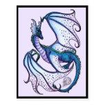 Dragón de Fariy Postal