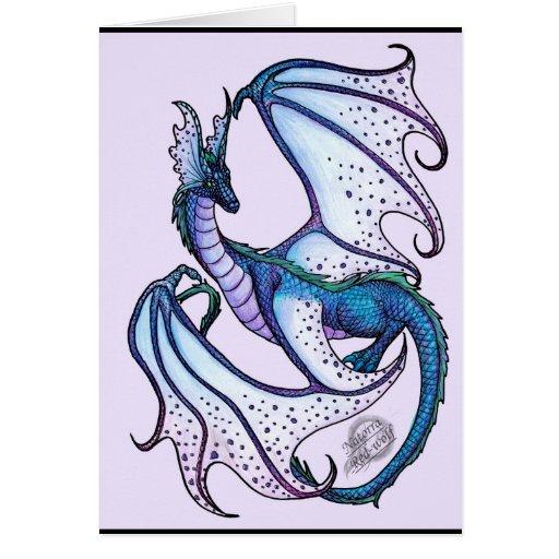 Dragón de Fariy Tarjeta