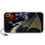 dragón de Fuego-respiración Portátil Altavoces