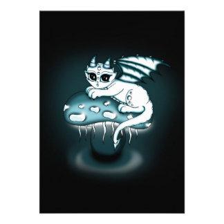 Dragón de Glowy Anuncios Personalizados