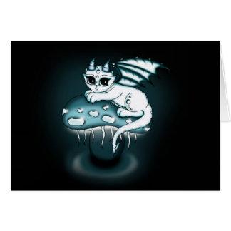 Dragón de Glowy Tarjetas