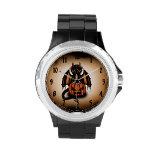 Dragón de Halloween Reloj De Mano