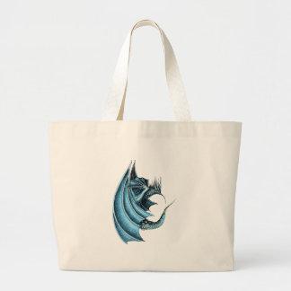 Dragón de Humbat Bolsas Lienzo