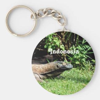 Dragón de Indonesia Komodo Llavero Personalizado