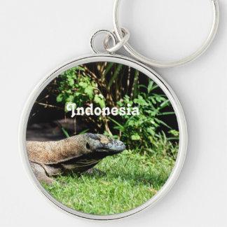 Dragón de Indonesia Komodo Llaveros Personalizados