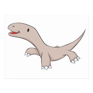 Dragón de Komodo Tarjeta Postal