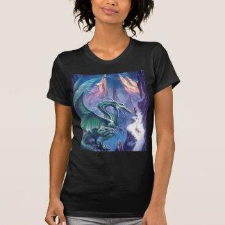 Dragón de la camiseta del norte remera