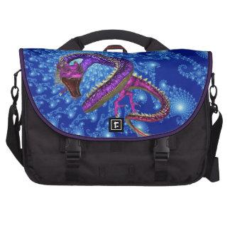 Dragón de la fantasía bolsas para portatil