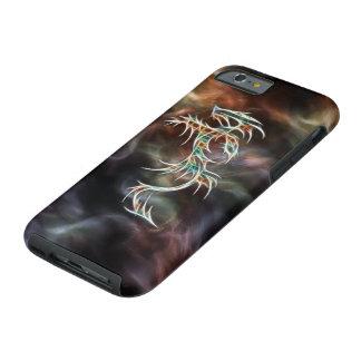 Dragón de la fantasía funda de iPhone 6 tough