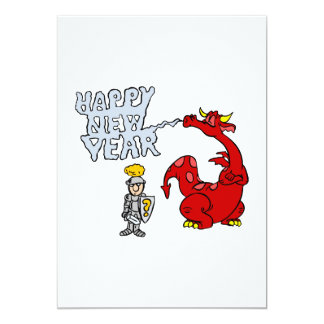 Dragón de la Feliz Año Nuevo Anuncio