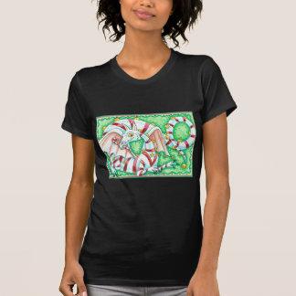 Dragón de la hierbabuena camiseta