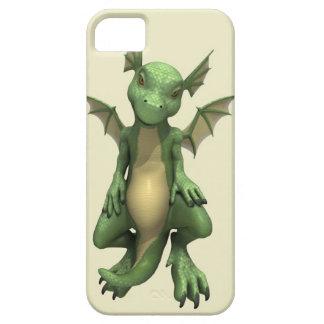 Dragón de Littlle iPhone 5 Funda