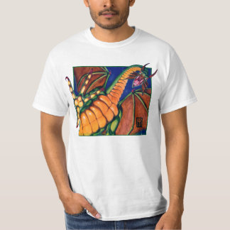 Dragón de MtG Shivan Polera