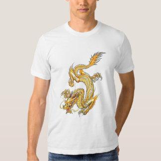 Dragón de oro - 09 camisas