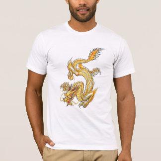 Dragón de oro - 09 playera