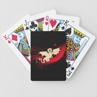 Dragón de oro baraja de cartas