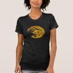 Dragón de oro de la camiseta (008) 2