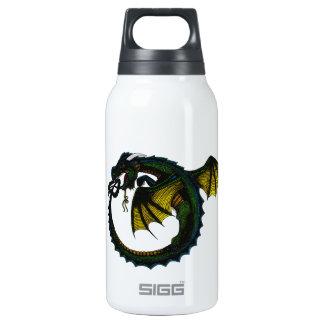 Dragón de Ouroboros Botella Isotérmica De Agua