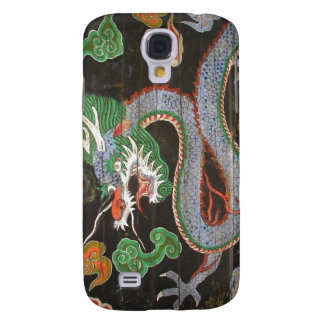 Dragón de sudcoreano Namdaemun Sungnyemun Funda Para Galaxy S4
