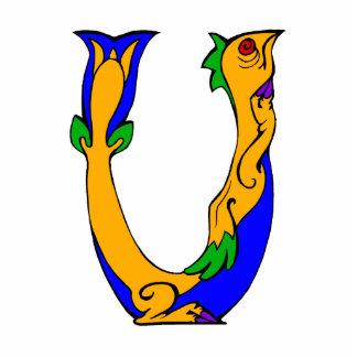 Dragón de U Fotoescultura Vertical