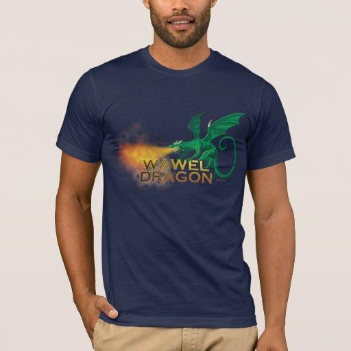 Dragón de Wawel Playera