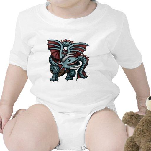 Dragón de Whalakis Traje De Bebé