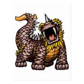 Dragón de Whalus Postales