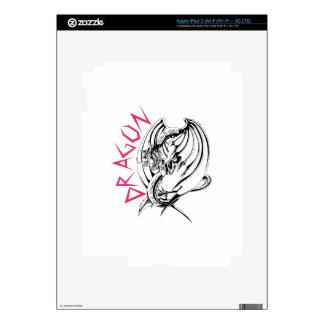 Dragon Decal For iPad 3