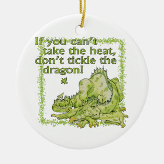 Dragón Ornamento De Navidad